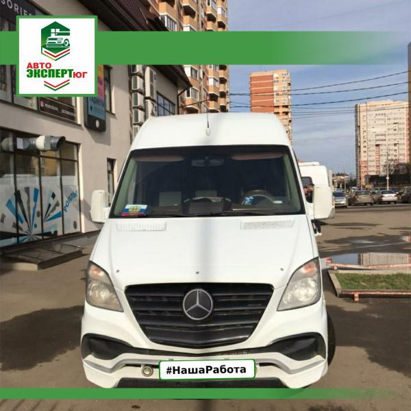 Установка ТСУ на Mercedes-Benz 22360C - Авто-эксперт ЮГ - Профессиональная помощь для автовладельцев