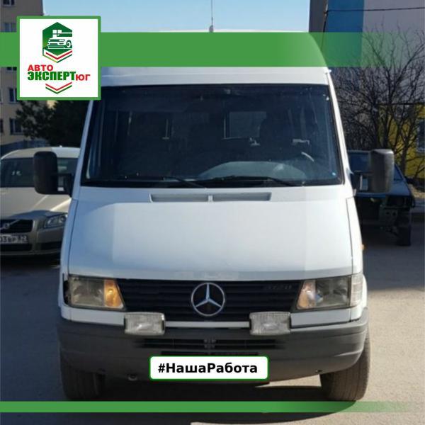 Переоборудование Mersedez Benz Sprinter 312D - Авто-эксперт ЮГ - Профессиональная помощь для автовладельцев