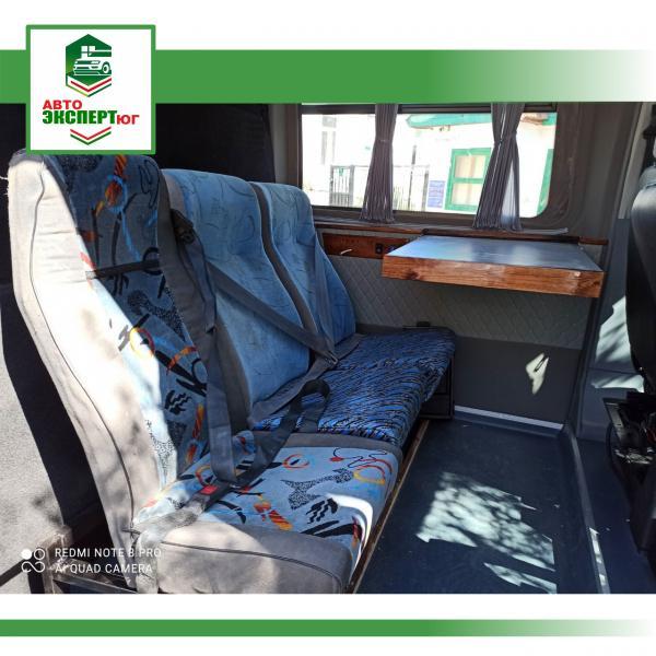 Переоборудование Ford Transit - Авто-эксперт ЮГ - Профессиональная помощь для автовладельцев